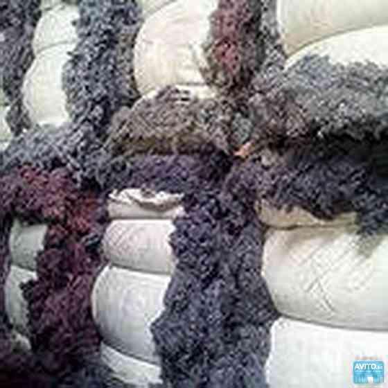 Волокно регенерированное прессованное Омск