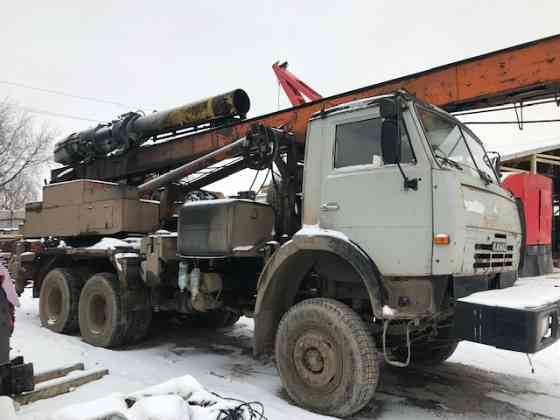 Установка сваебойная УГМК-12 на базе КамАЗ-53228, б/у Санкт-Петербург