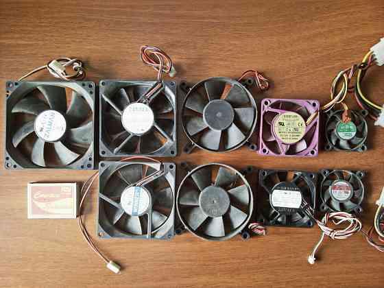 Вентиляторы (кулеры) для компьютера Самара