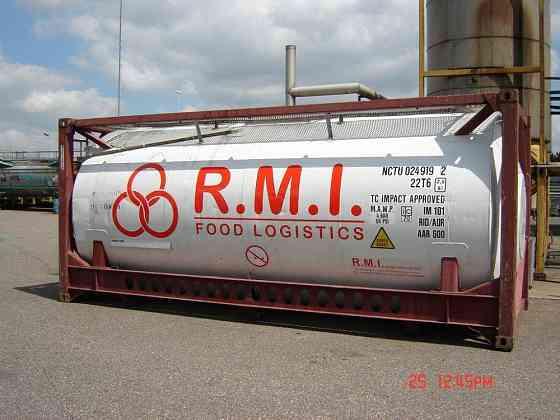 Танк-контейнер rmtu2410118 24куба Санкт-Петербург