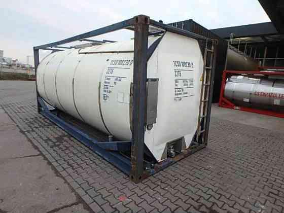 Танк контейнер tcsu1002300 25 кубов Санкт-Петербург