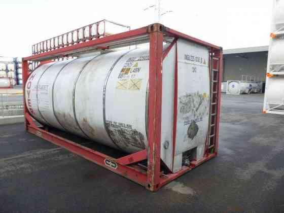 Танк контейнер ingu2250388 25кубов Санкт-Петербург