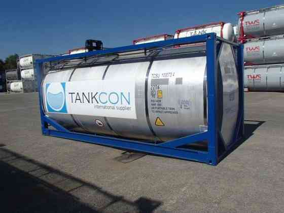 Танк контейнер tcsu1000734 26 кубов Санкт-Петербург