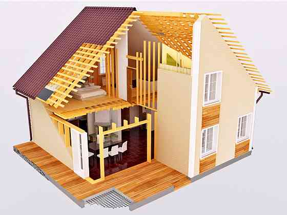 Ремонт квартиры под ключ, строительство дома Москва