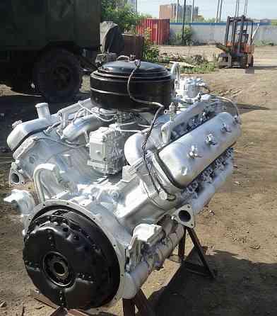 Двигатели ЯМЗ-238(236), ЯАЗ-204, А-650, ЗИЛ-131 с хранения Новосибирск