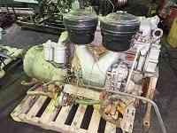 Двигатель ЯАЗ-204 и реверс-редуктор СРРП-50 с хранения Новосибирск