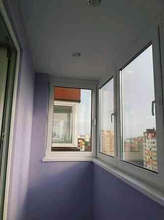 Окна ПВХ- утепление лоджий Москва