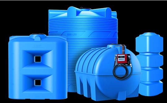 Пластиковые бочки для воды большого объема. Емкости, баки, резервуары, накопители Тула