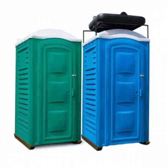 Туалетная кабинка, биотуалет, бак для душа, летний душ, септик Тула