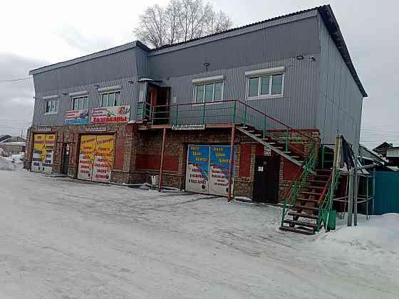 Автосервис (СТО + 2 магазина в одном здании) Усолье-Сибирское