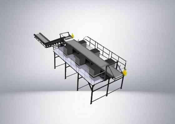 Оборудование для переработки пластика и периферийное оборудование Александров