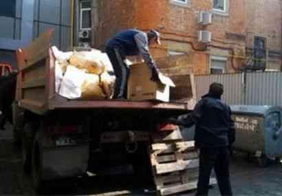 Вывоз строительного мусора в Красноярске Красноярск