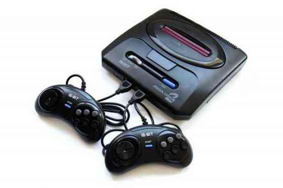 Игровые приставки Sega и Dendy, игры, джойстики Челябинск