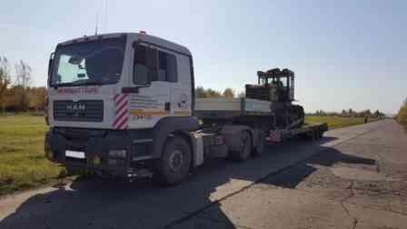 Перевозка негабаритных грузов Ижевск