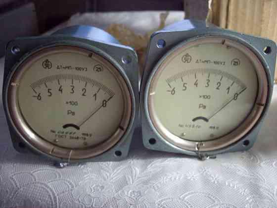 Дифманометр-тягомер ДТмМП-100 Челябинск