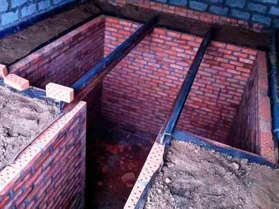 Ремонт гаражей, смотровая яма, погреб, кровля, фундамент, ремонт Красноярск