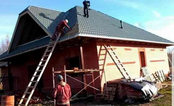 Бригада профессиональных строителей Москва