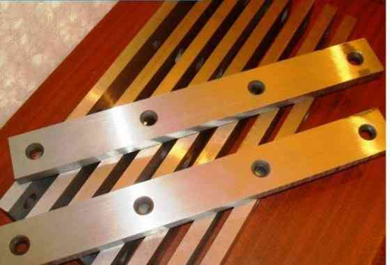 Гильотинные ножи 590 60 16 для гильотины от завода производителя Санкт-Петербург