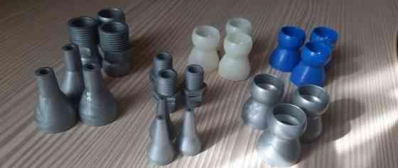 Пластиковые трубки для подачи сож в городе Москва в наличии от завода производителя Санкт-Петербург