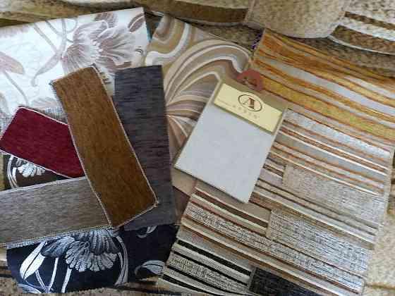 Мебельная ткань новая (куски) для печворкинга Краснодар