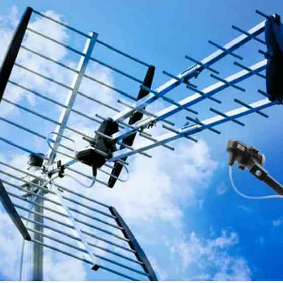 Установка спутниковых и цифровых антенн Новосибирск