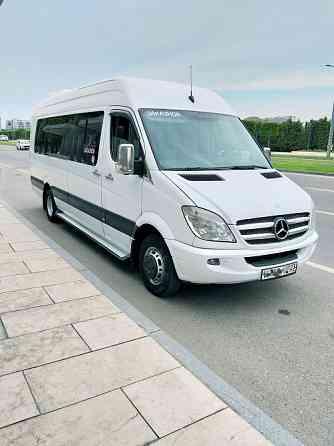 Аренда автобуса, заказ микроавтобуса мерседес 20 мест Краснодар