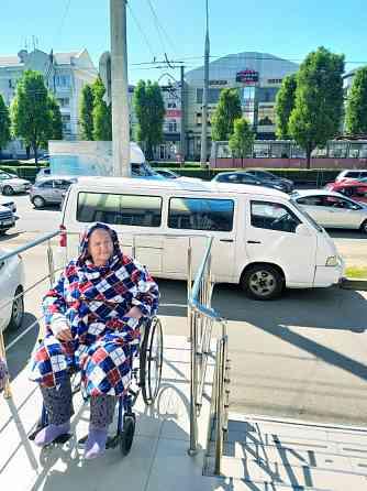 Перевозка лежачих больных, инвалидов колясочников Краснодар