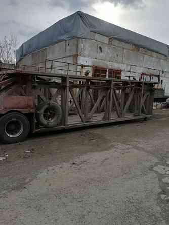 Ремонт прицепов, полуприцепов Челябинск