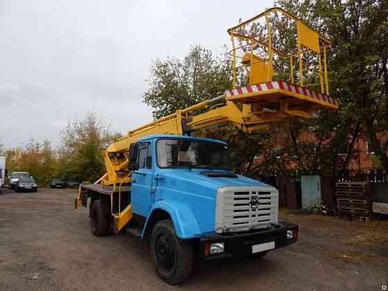 Аренда автовышки агп-18 метров Самара