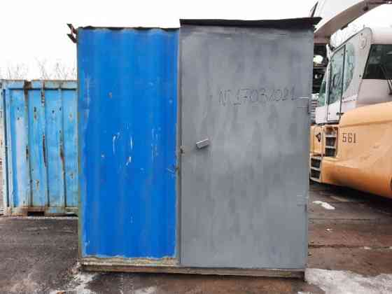 Купить контейнер 10 футов бу в СПб Санкт-Петербург