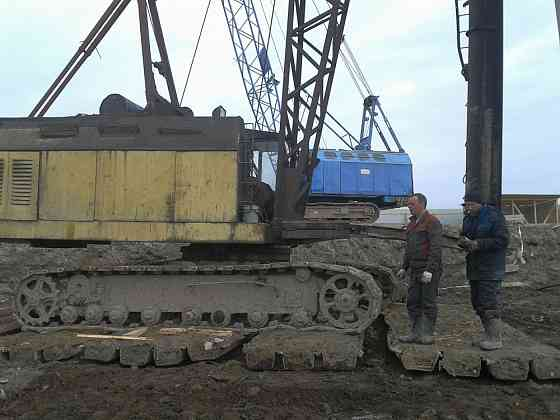 Сваебойная установка МКГ-25БР б/у Санкт-Петербург