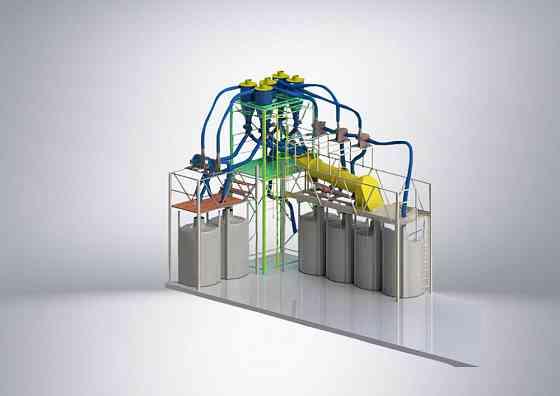 Продажа оборудования для переработки полимерных материалов Кашира