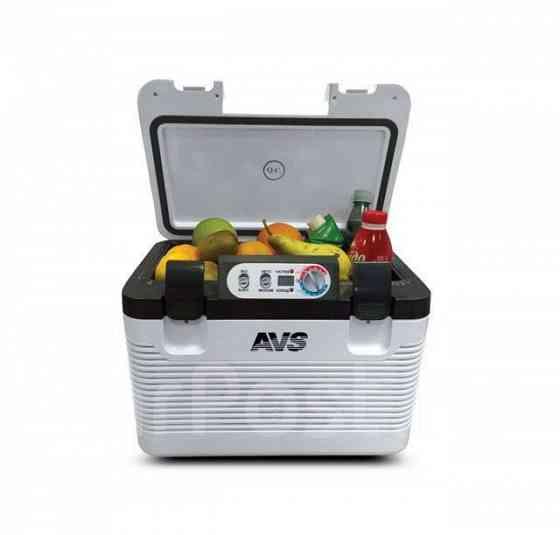 Автомобильный холодильник AVS CC-19WBC 19л 12V/24V/220V Ялта