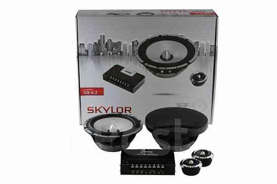 Компонентная Автоакустика SKYLOR platinum SQ-6.2 Ялта