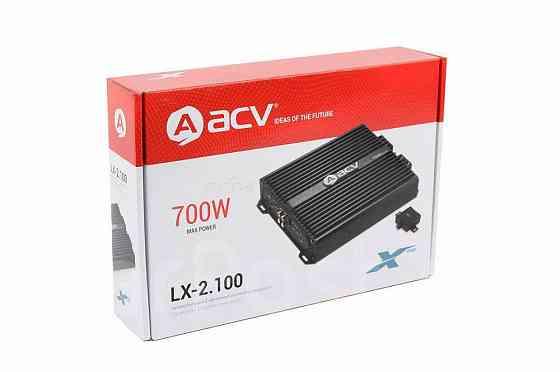 2 канальный автомобильный усилитель ACV LX-2.100 Ялта