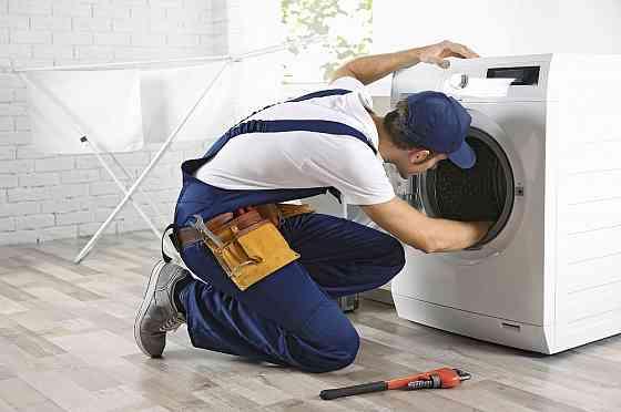 Ремонт стиральных машин на дому. Выезд мастера бесплатно Краснодар