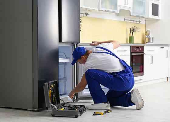 Ремонт холодильников на дому. Выезд мастера бесплатно Краснодар