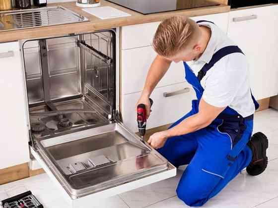 Ремонт посудомоечных машин на дому. Выезд мастера бесплатно Краснодар