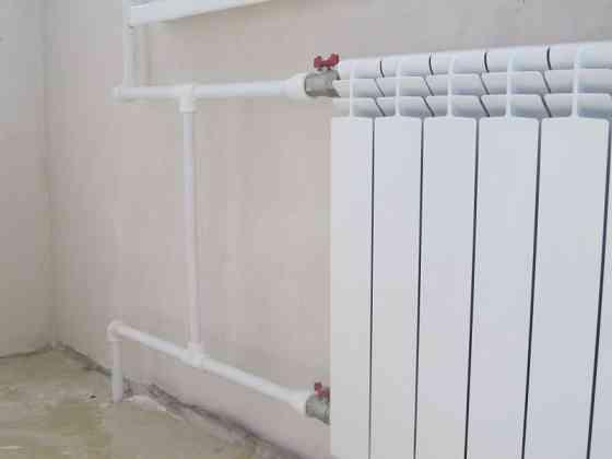 Сантехнические работы. Отопление, водоснабжение, канализация Усмань