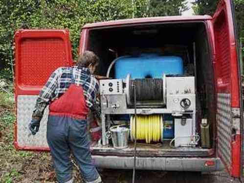 Чистка канализационных труб от засоров Москва