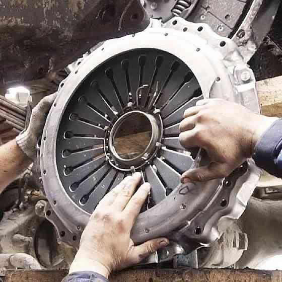 Замена сцепления на грузовиках Ростов-на-Дону