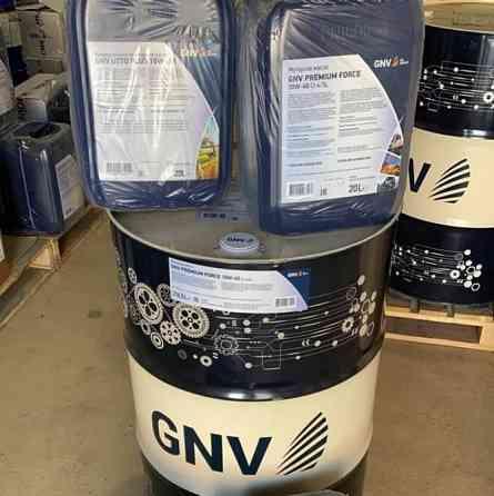 Моторное масло GNV PREMIUM FORCE 10W-40 CI-4 SL. Оптом и в розницу Самара