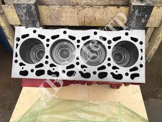Двигатель Cummins iSF3.8 блок+коленвал+поршневая группа (шорт блок) Благовещенск