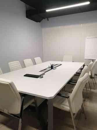 Аренда переговорных комнат в коворкинге Москва