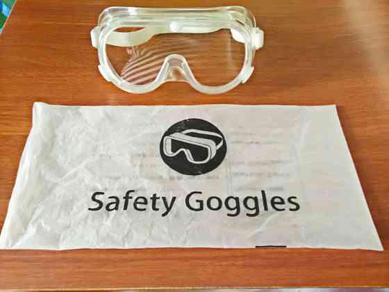 Очки защитные Safety Goggles Самара