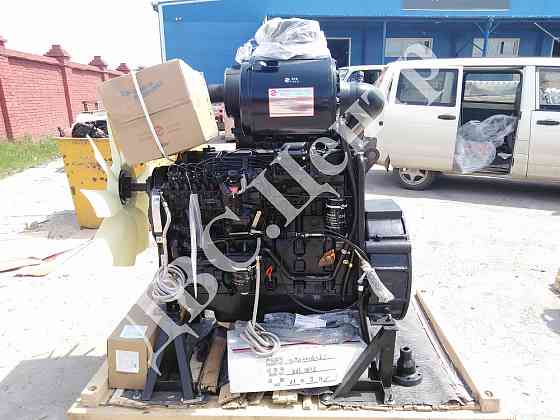 Двигатель Shanghai SC9D220G2B1 для XCMG LW500 Благовещенск