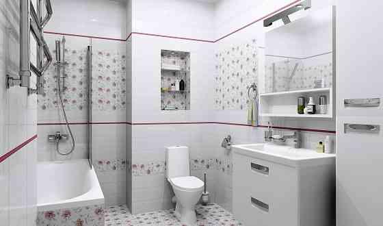 Плиточные работы. Ванны и санузлы под ключ. Комплексный ремонт помещений. Поставка стройматериалов Краснодар