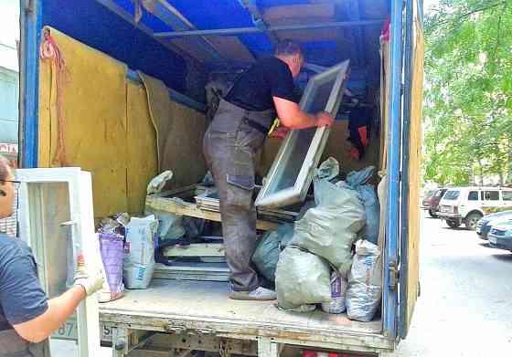 Вывоз мусора, мебели. Освободим квартиру от хлама Екатеринбург