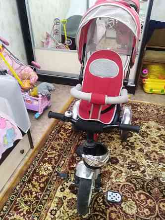 Трёхколёсный велосипед Карабаш