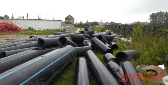 Покупаем трубные отходы ПЭНД Новосибирск